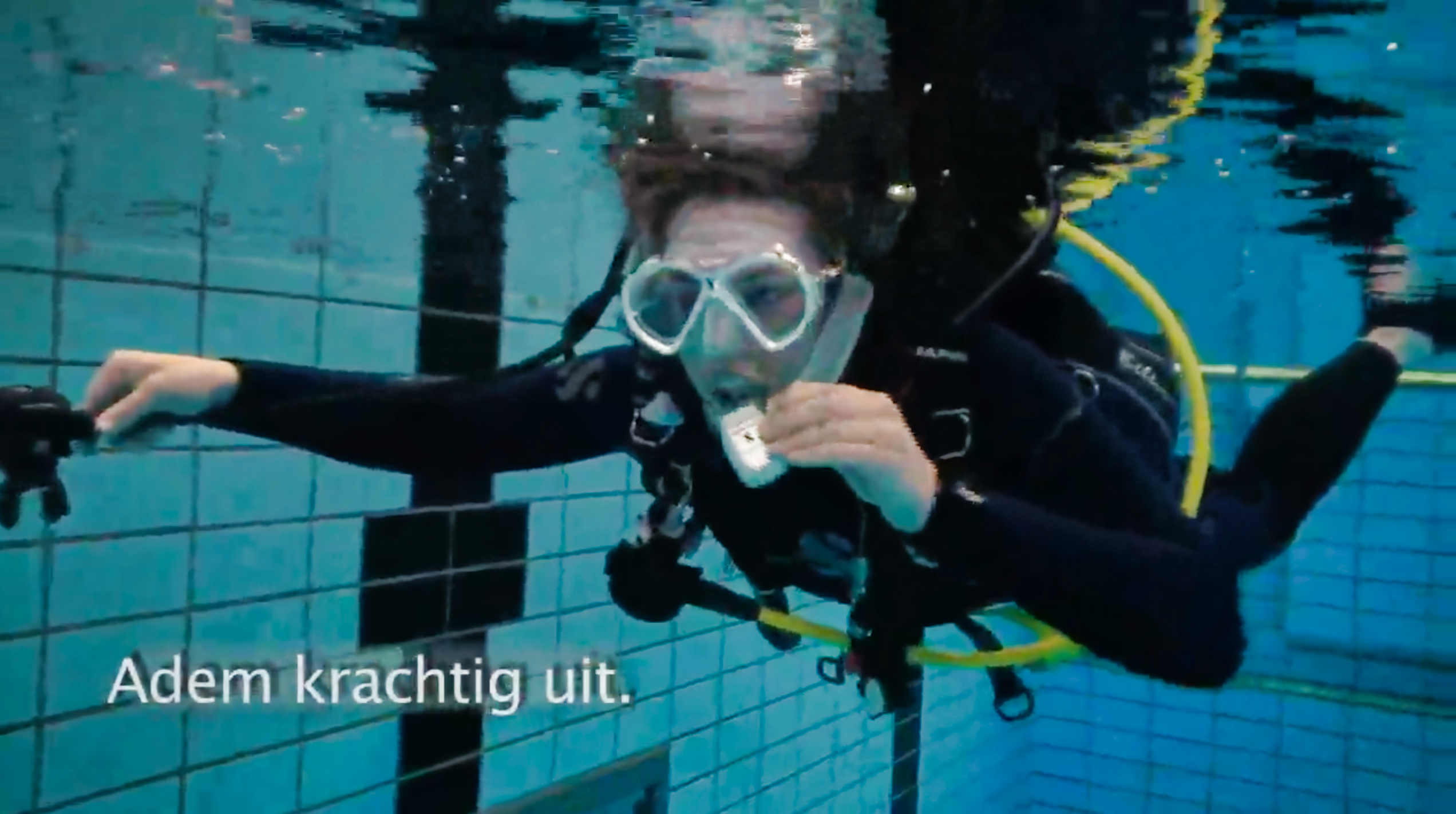 Read more about the article Overgang snorkel automaat